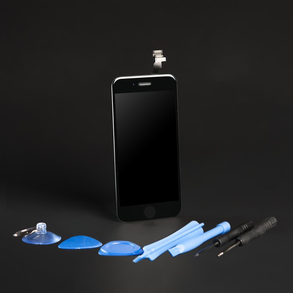 apple iphone 6 smartphone display kompletteinheit schwarz online kaufen sdv. Black Bedroom Furniture Sets. Home Design Ideas