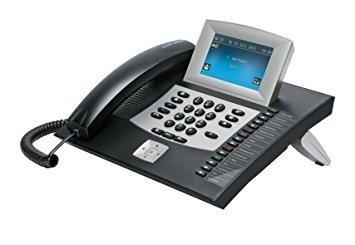 Auerswald COMfortel 2600 IP VoIP Telefon Schwarz